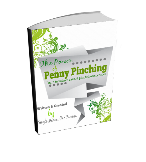 My First E-Book! The Power of Penny Pinching