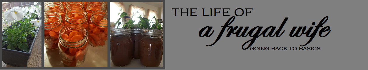 DIY, Food Preservation, Gardening, Frugality, Home Cooking, & More