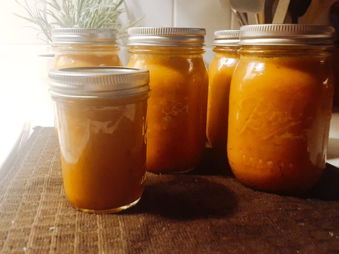 A Powerhouse, Nutrient Rich Carrot Soup